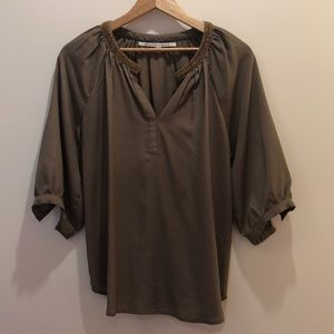 Collective Concepts | Beaded Blouse